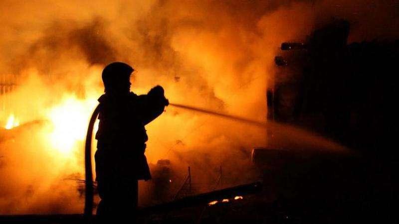Пожар в Котельниково унес жизнь ребенка