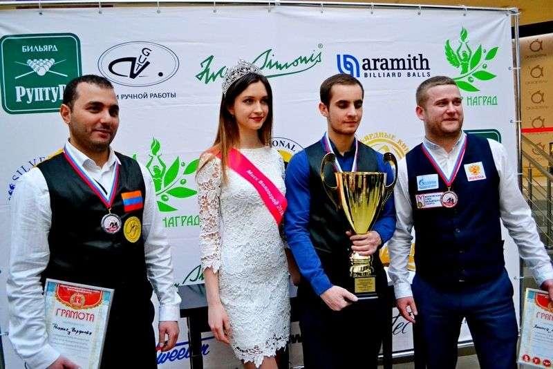Размик Варданян, Екатерина Савченко, Никита Левада, Леонид Швыряев.