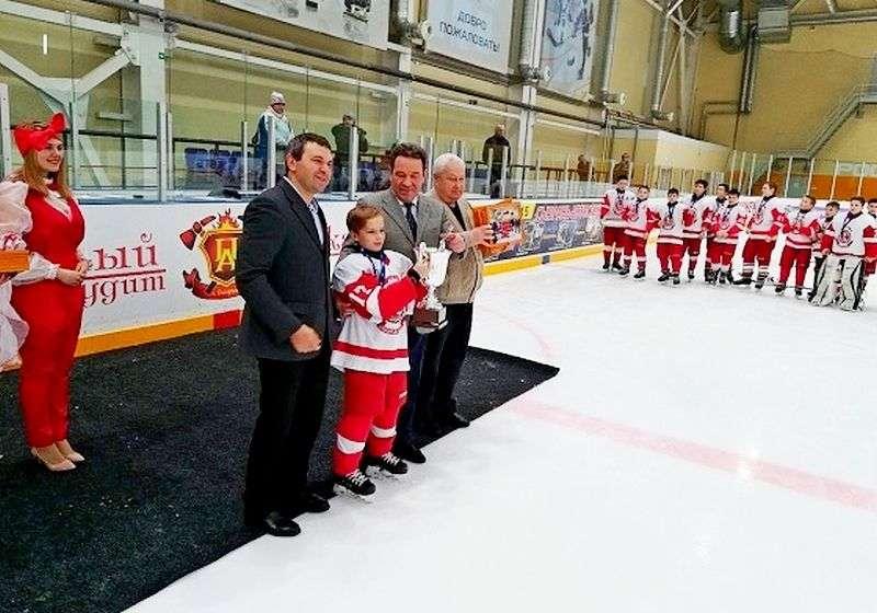 Молодые «витязи» выиграли «Кубок Третьяка» в Сызрани