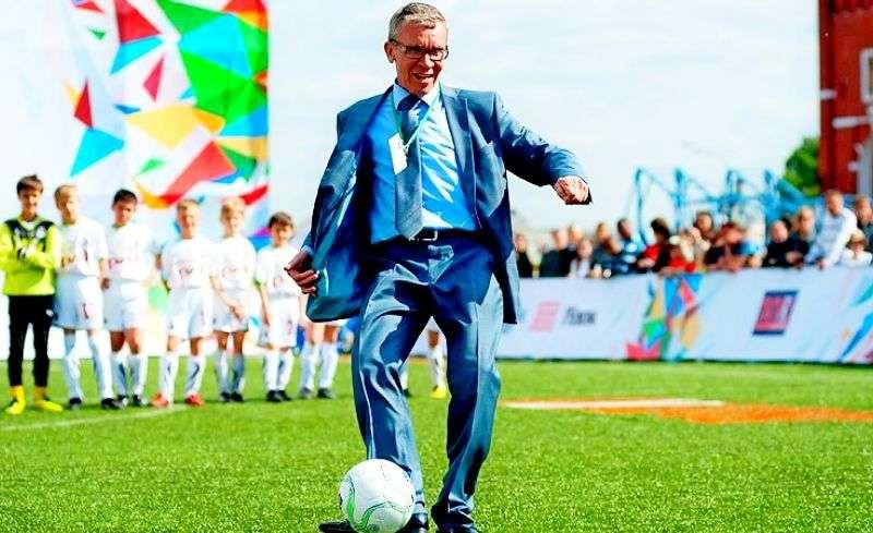Президент ДФЛ стал лауреатом Fair Play