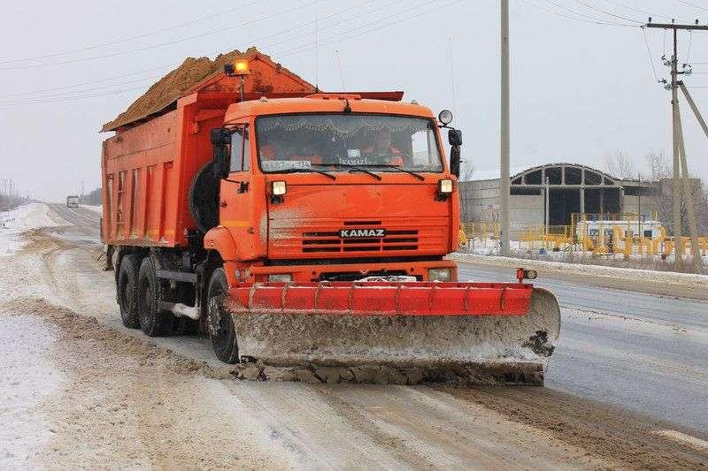 Федеральные трассы в Волгоградской области ожидает обледенение