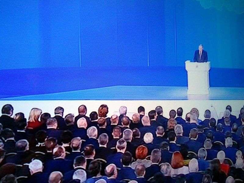 Владимир Путин о молодежи, промышленности и бизнесе