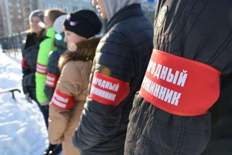 В Волгоградской области создают штаб народных дружин