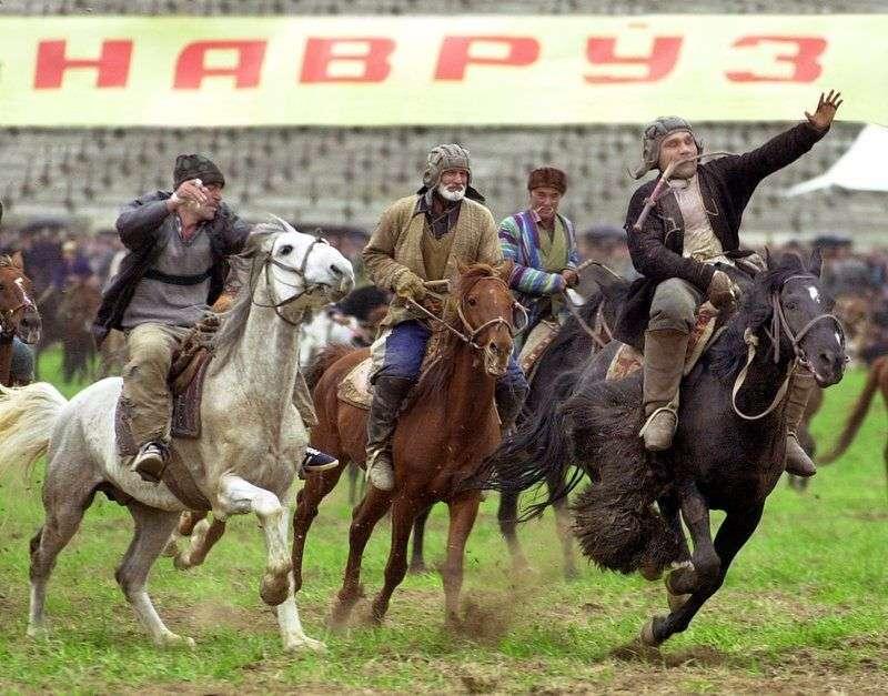 В Волгограде мусульмане отмечают Навруз
