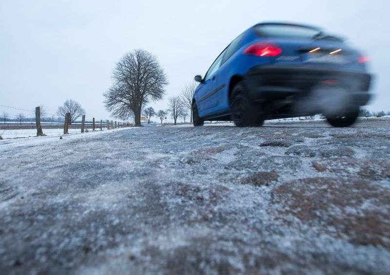 ГИБДД предупреждает водителей об ухудшении погодных условий