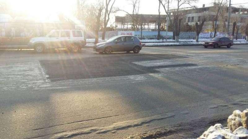 Вечерней пробки из-за порыва трубы на проспекте Ленина не будет