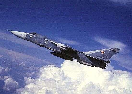 Под Волгоградом Су-24М уничтожили условных противников
