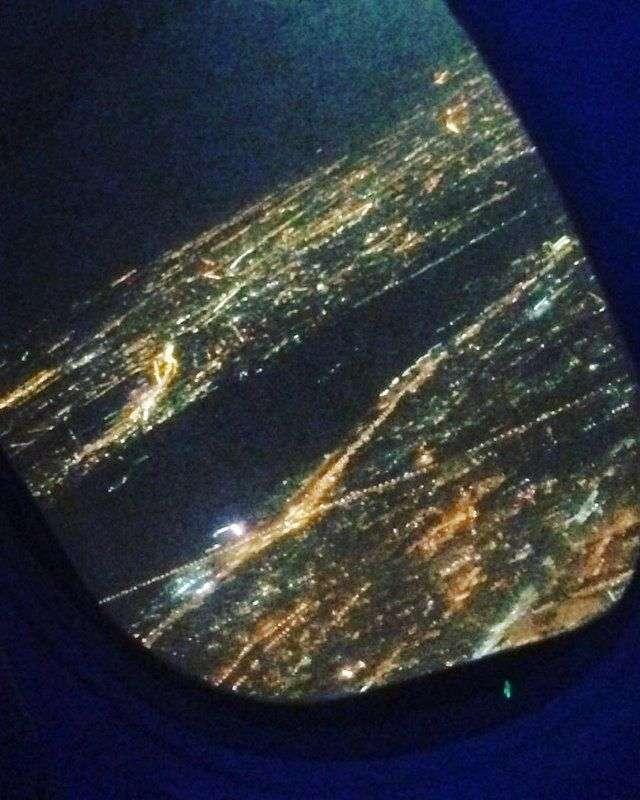 В Волгограде не смог сесть самолет из Москвы