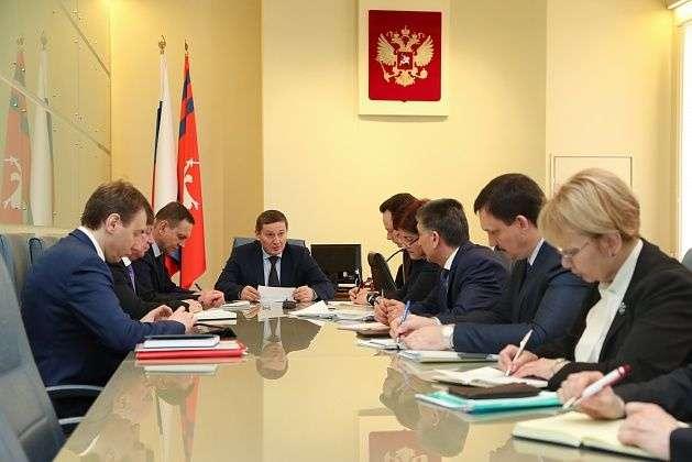 Андрей Бочаров выразил соболезнования семьям погибших в Кемерово