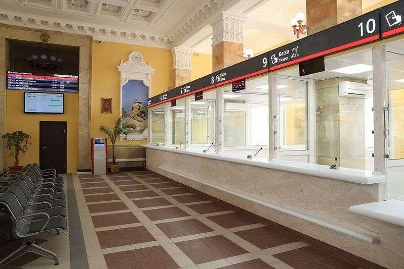 Глава РЖД проверил ход реконструкции вокзала Волгоград-1