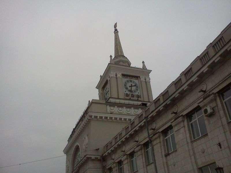 На вокзале Волгограда появится возможность отправлять посылки
