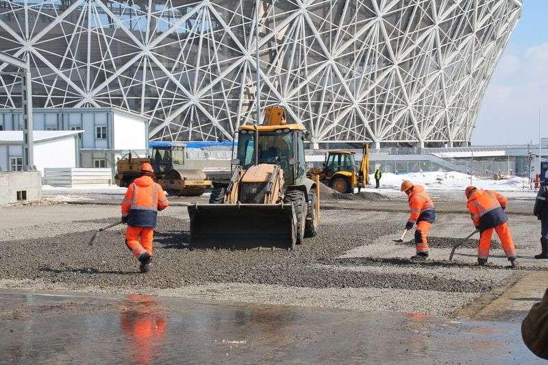 Эксперты отметили высокий уровень готовности Волгограда к ЧМ-2018