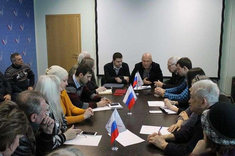 Волгоградские садоводы пожаловались активистам на председателей СНТ