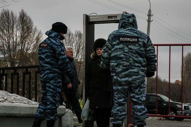 Волгоградец получил наказание за мат в адрес полицейского