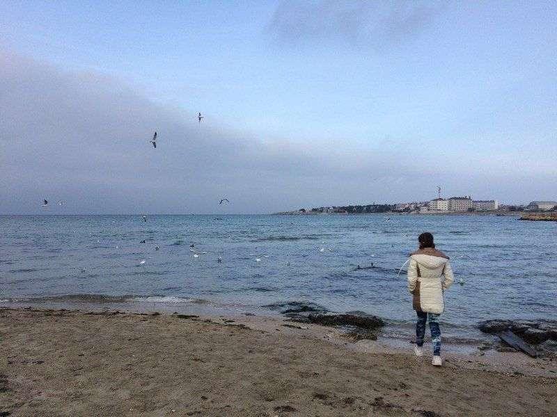 Школьники из Михайловки сбежали от родителей, чтобы увидеть море