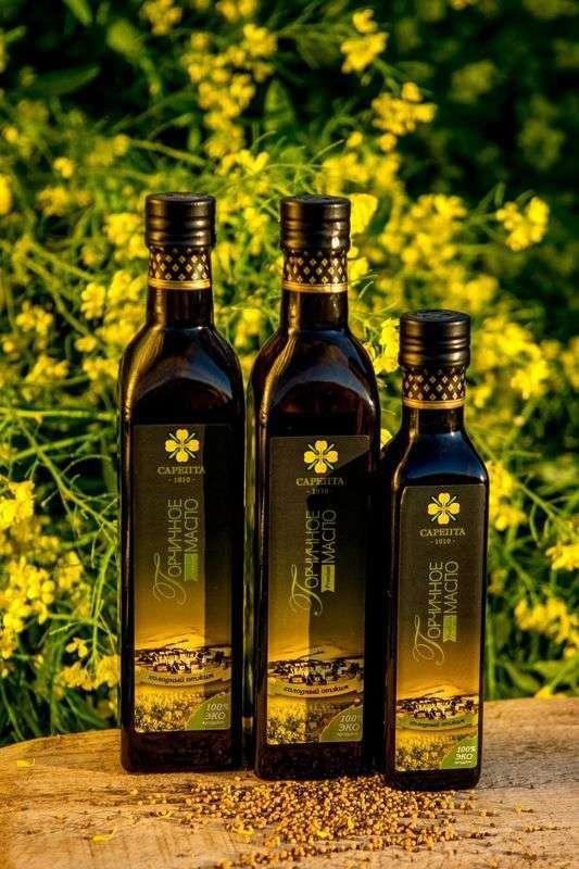 Горчичное масло из Сарепты признано лучим сувениром юга России