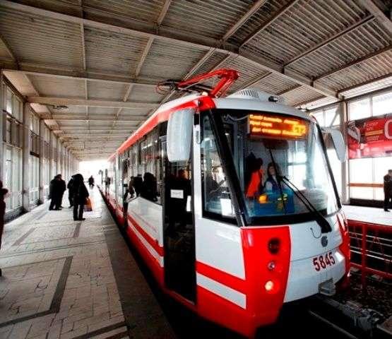 Ремонт контактной сети уменьшит количество рейсов скоростного трамвая