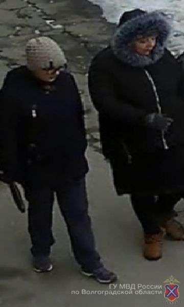 Полиция Волгограда ведет розыск мошенниц, снимающих порчу на улице