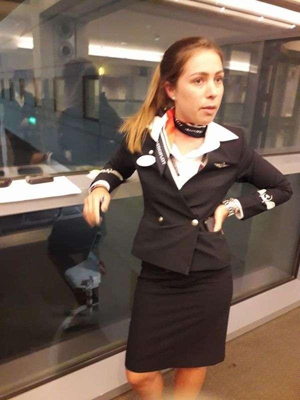 Пассажирка бизнес-класса рассказала о хамстве «Аэрофлота»