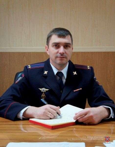 В Старополтавском отделении МВД произошли кадровые изменения