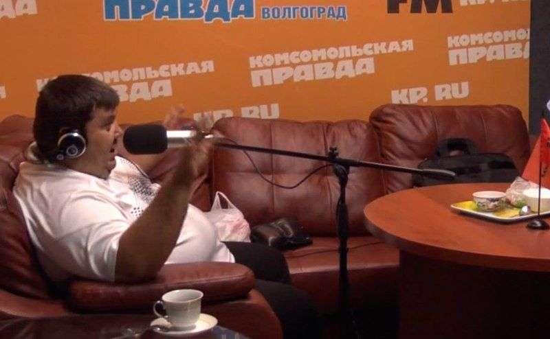 В Волгограде общественность отпинала общественного деятеля