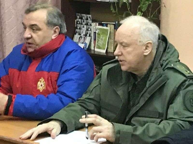 Александр Бастрыкин лично координирует работу следователей в Кемерово