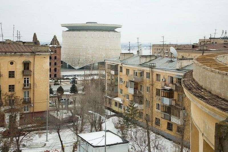 В Волгограде начинается капремонт дома Павлова