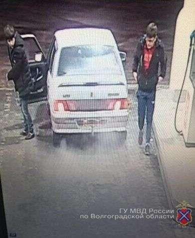 В Волгограде ищут похитителей «пятнадцатой»