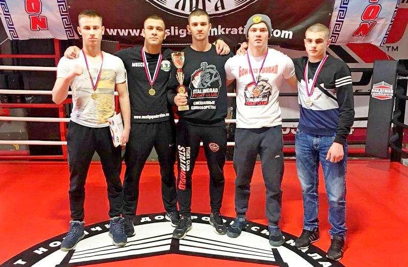 Волгоградские бойцы одержали победы на турнире «Путь Единоборца»