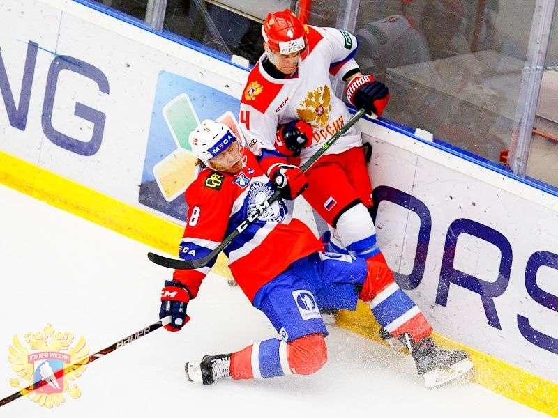 Сборная России одержала две победы над Норвегией