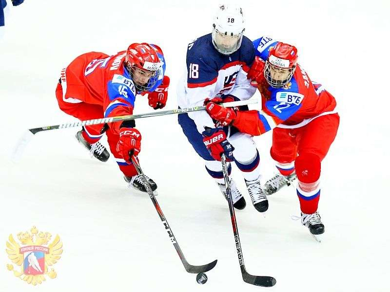 Россия U-18 «вылетела» из борьбы за медали