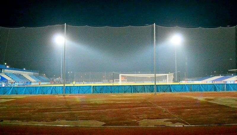 Волгоград. Стадион