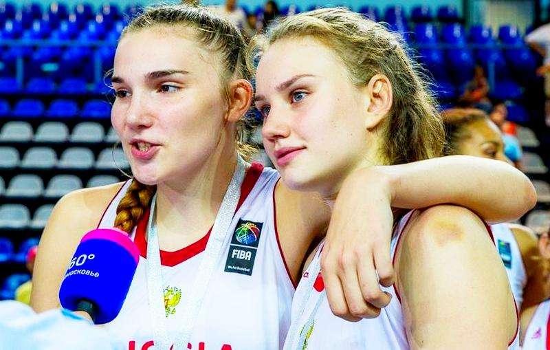 Вадеева и Мусина выбраны на драфте женской НБА