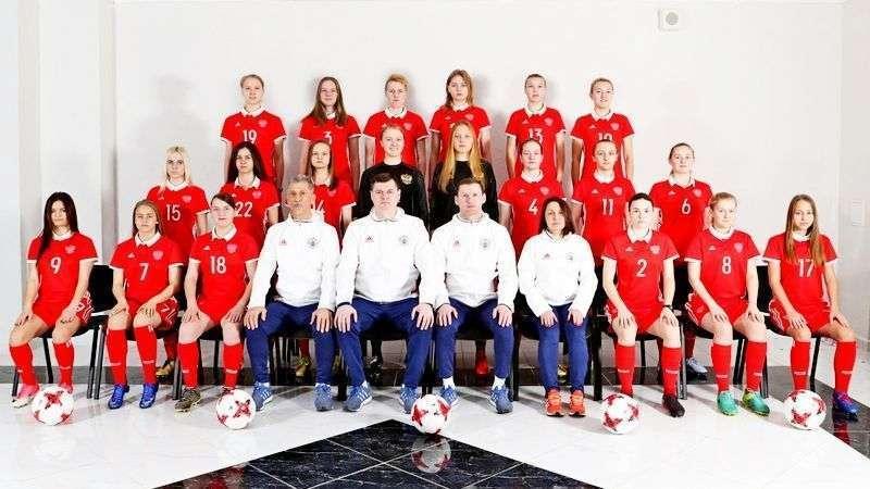 Молодые россиянки не попали на ЕВРО – 2018