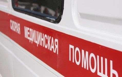 В Волгограде водитель на Volkswagen Touareg оставил место ДТП