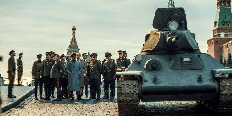 Премьера фильма «Танки» пройдет на Московском международном кинофестивале