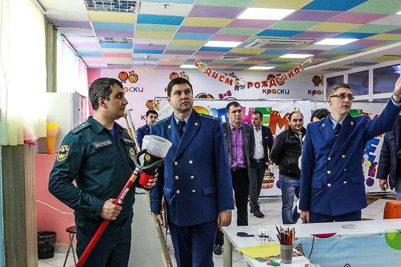 В Волгограде приостановили работу ТРК
