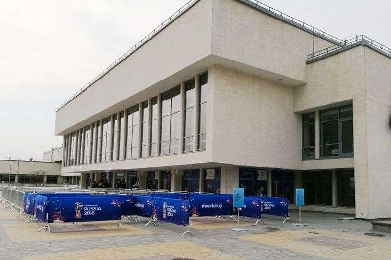 В Волгограде открыли билетный центр FIFA