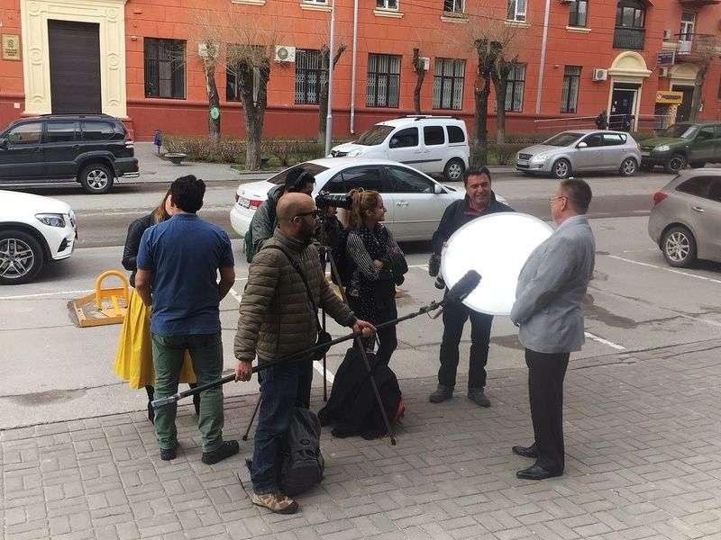 Волгоград посетили журналисты из Колумбии