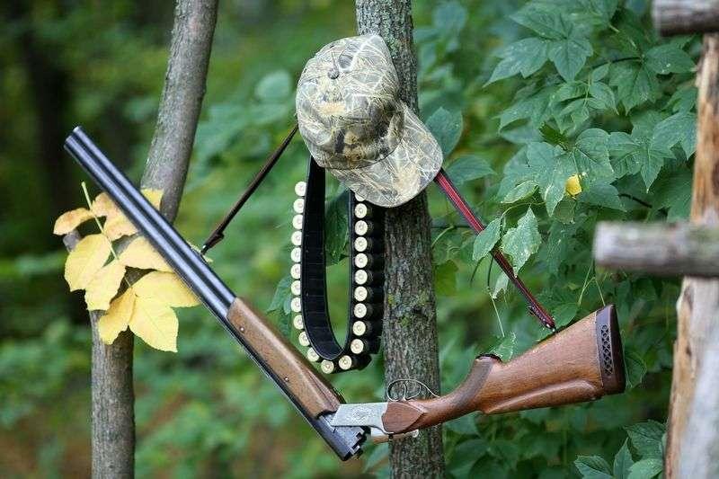 У жителя Кумылженского района изъяли спортивную винтовку