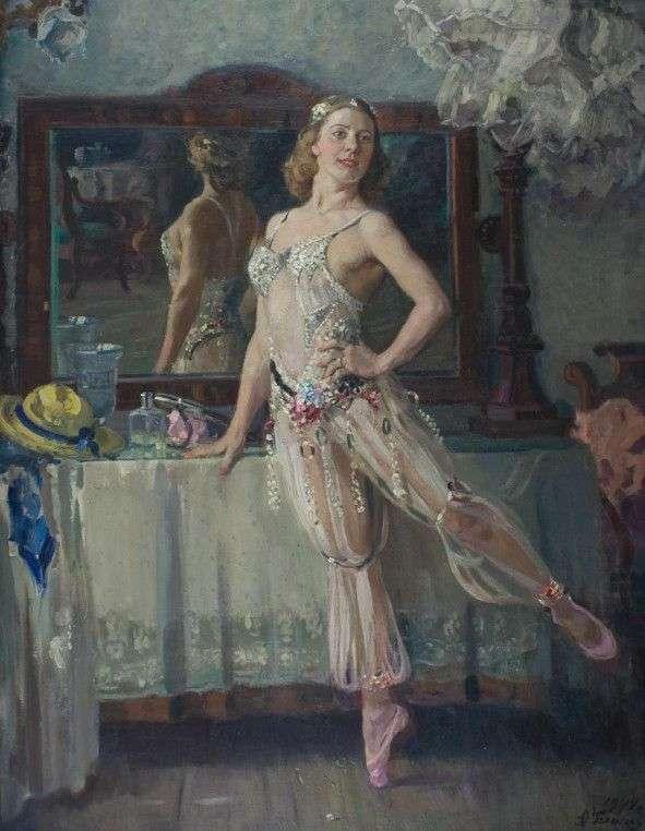 Солист балета