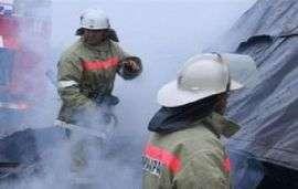 Волгоградец едва не сгорел в пожаре в воскресное утро