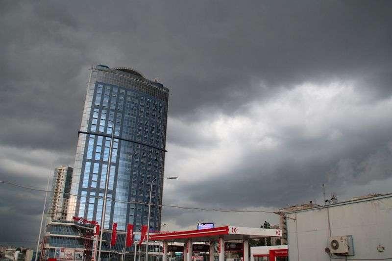 В Волгограде в выходные будет дождливо и ветрено