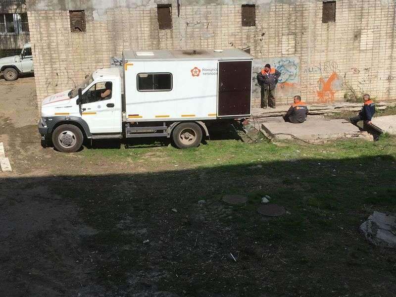 Жителям улицы Тарифной задерживают подачу горячей воды