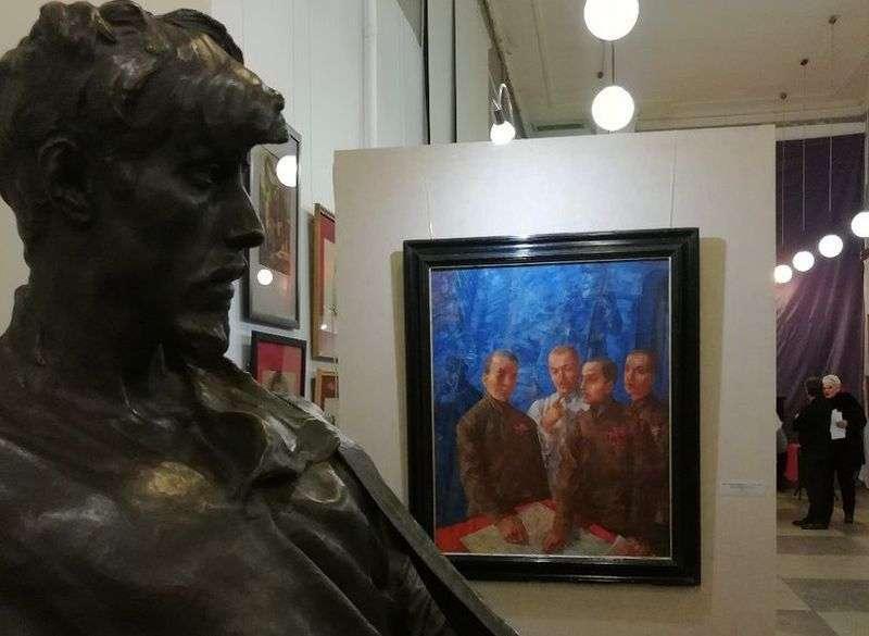 Картина Петрова-Водкина из Волгограда поедет в Санкт-Петербург