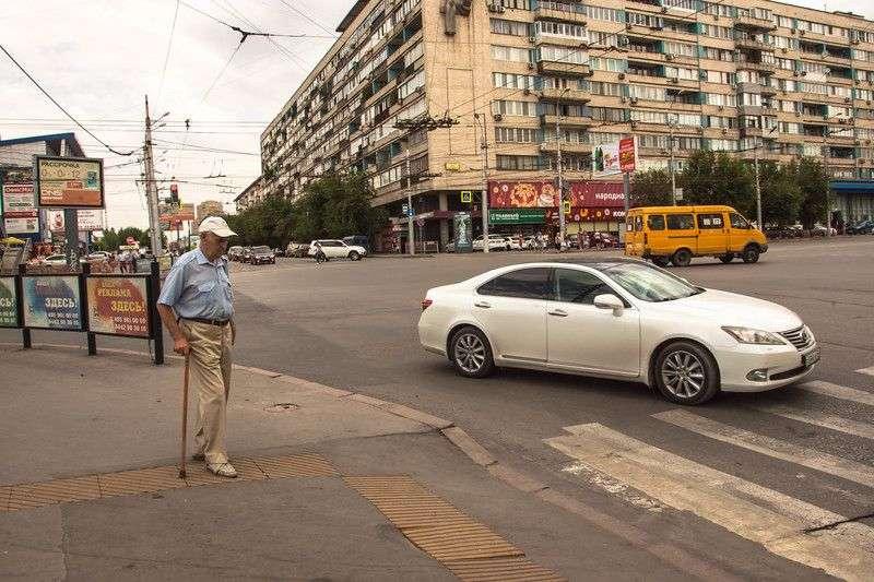 Волгоградский марафон и первомайское шествие парализуют центр города