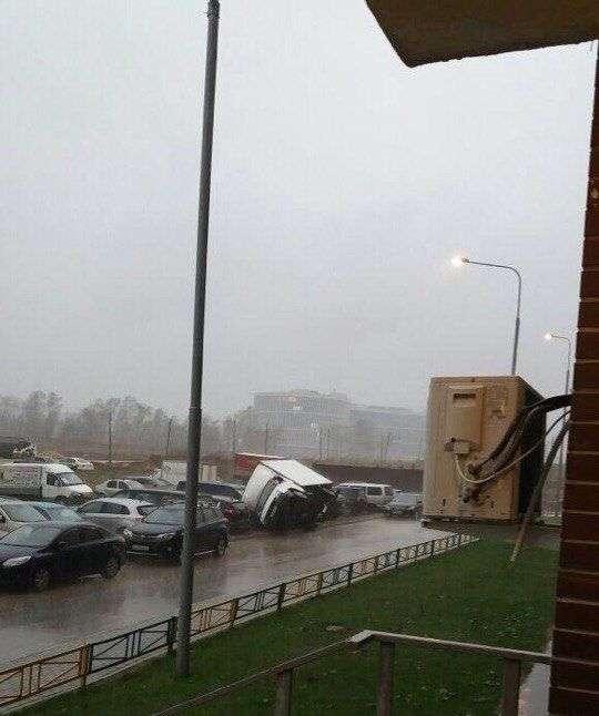 Собянин: 12 человек пострадали, девочку спасти не удалось