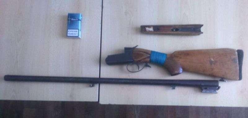 У жителя Волгоградской области сотрудники ФСБ изъяли ружье