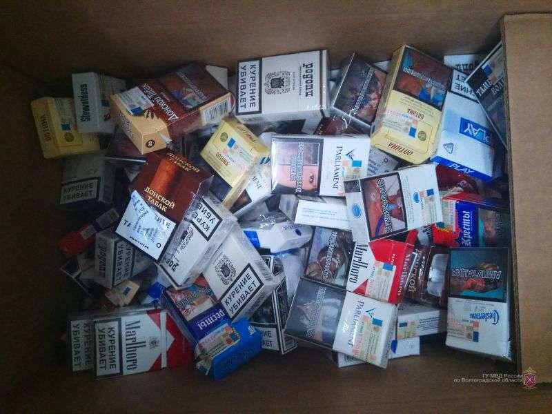В Волгограде осудили подпольного торговца табаком