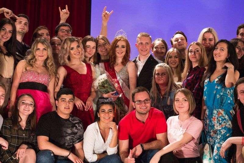 Корону «Мисс студенчество Волгограда-2018» завоевала магистрант из ВолГУ